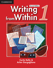 Writing from Within Level 1