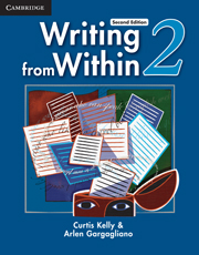 Writing from Within Level 2