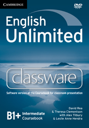English Unlimited Intermediate