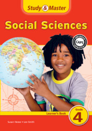 Study & Master Social Sciences Learner's Book Grade 4