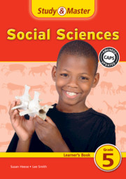 Study & Master Social Sciences Learner's Book Grade 5