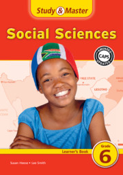 Study & Master Social Sciences Learner's Book Grade 6