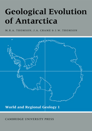 Geological Evolution of Antarctica