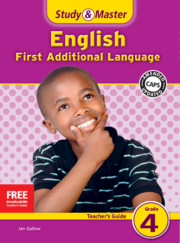 Study & Master English FAL Teacher's Guide Grade 4
