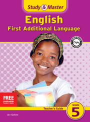 Study & Master English FAL Teacher's Guide Grade 5