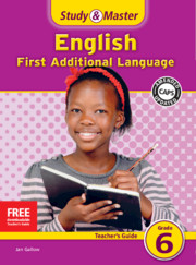 Study & Master English FAL Teacher's Guide Grade 6