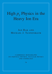 High-pT Physics in the Heavy Ion Era