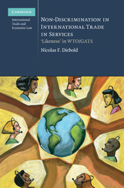 Non-Discrimination in International Trade in Services