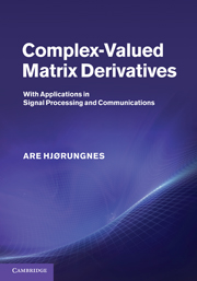 Complex-Valued Matrix Derivatives