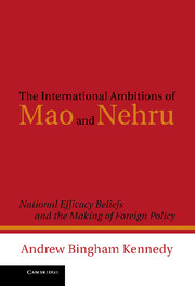 The International Ambitions of Mao and Nehru