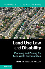 Land Use Law and Disability