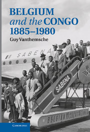 Belgium and the Congo, 1885–1980