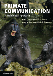 Primate Communication