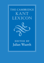 The Cambridge Kant Lexicon