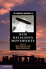 The Cambridge Companion to New Religious Movements