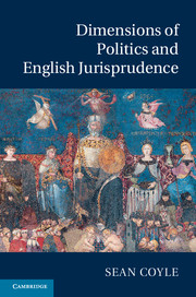 Dimensions of Politics and English Jurisprudence