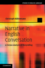 Narrative in English Conversation