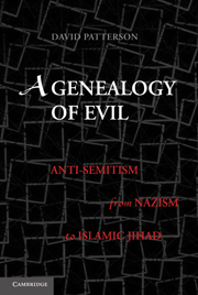 A Genealogy of Evil