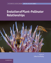 Evolution of Plant-Pollinator Relationships