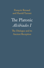 The Platonic Alcibiades I