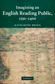Imagining an English Reading Public, 1150–1400