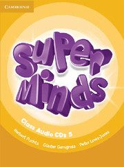 Super Minds Level 5