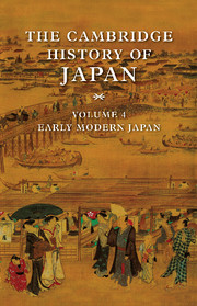 The Cambridge History of Japan