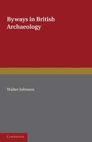 Byways in British Archaeology
