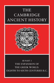 The Cambridge Ancient History