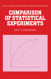 Comparison of Statistical Experiments