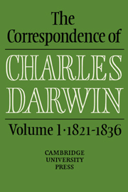 The Correspondence of Charles Darwin