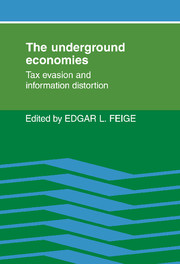 The Underground Economies