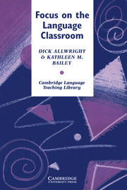 Focus on the Language Classroom