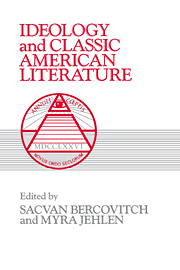 Ideology and Classic American Literature