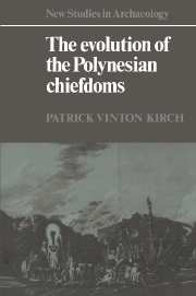 The Evolution of the Polynesian Chiefdoms