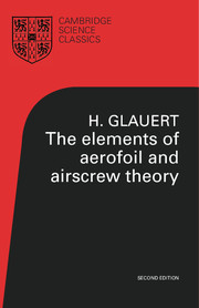 The Elements of Aerofoil and Airscrew Theory
