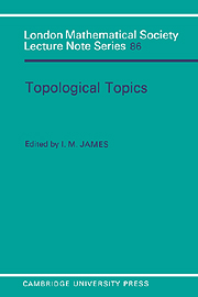 Topological Topics