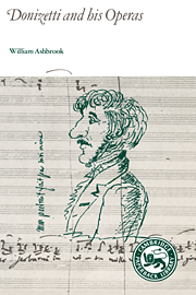 Donizetti and His Operas