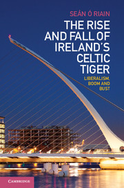 The Rise and Fall of Ireland's Celtic Tiger