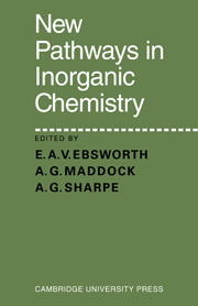New Pathways in Inorganic Chemistry