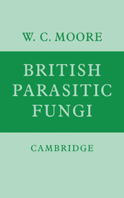 British Parasitic Fungi