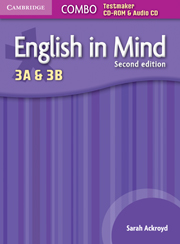 English in Mind Levels 3A and 3B