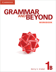Grammar and Beyond Level 1 Workbook B