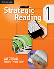 Strategic Reading Level 1