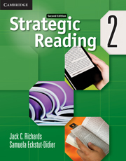 Strategic Reading Level 2 Student's Book