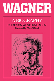 Wagner: A Biography