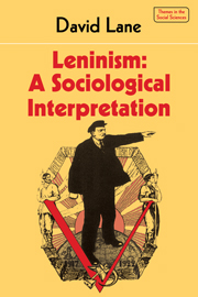 Leninism: A Sociological Interpretation