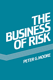 The Business of Risk
