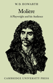Molière: A Playwright and his Audience
