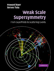 Weak Scale Supersymmetry